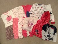 Girls Clothes 12-18 Months (NEXT, Disney, M&S) Like New!