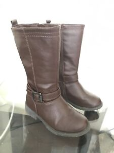 Toddler Size 8 Fall Boots