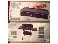 Electric grill X