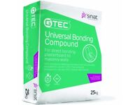universal bonding compound 25kg / plaster board / cement [need gone ASAP]
