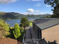♦️STUNNING TOP OF THE RANGE LODGE FOR SALE AT DRIMSYNIE ESTATE HOLIDAY VILLAGE♦️
