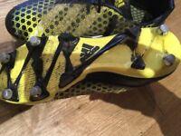 Rugby boots - addidas Predator. UK size 8