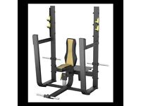 Commercial Grade ISO Lateral Shoulder Press **NEW**