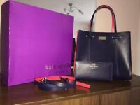 Kate spade shoulder bag and purse
