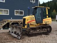 For Hire Back Hoe/Dozer Home Renovations