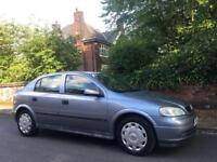 2004 Vauxhall Astra 1.6 Automatic Low Miles 12 Months Mot