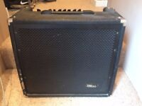 STAGG 60 WATT 'PROFORMANCE' GUITAR AMPLIFIER with spring reverb