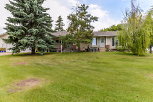 Acreage with Large Shop just 10 min south of Stony Plain