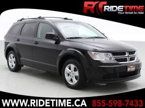 "2014 Dodge Journey SE Plus - 8.4"" Touchscreen, Backup Camera, Ha"