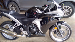 Great condition CBR 250r