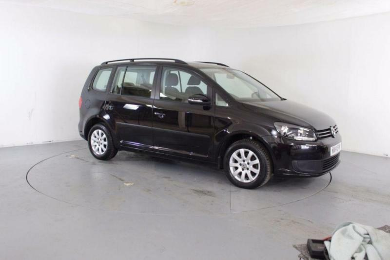 2014 14 VOLKSWAGEN TOURAN 1.6 S TDI BLUEMOTION TECHNOLOGY DSG 5D AUTO 106 BHP DI