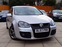 2007 VW GOLF 2.0 TDI GT SPORT ***GTI LOOKS+T/BELT&CLUTCH DONE*** **** gti gtd match 1.9 170 140 a3
