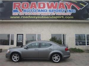 2013 Dodge Avenger SXT     PST PAID!