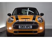 MINI HATCH COOPER 2.0 COOPER S 3d 189 BHP (orange) 2014