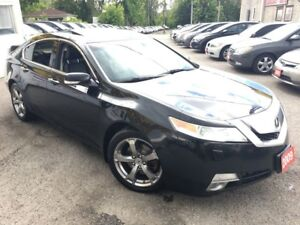 2009 Acura TL w/AWD/NAVI/BACKUPCAMERA/LEATHER/ROOF/ALLOYS