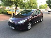 Peugoet 307 s 1.4 Petrol HPI Clear Service and Vosa History Excellent Runner