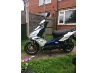 50cc Moped for sale 17 plate got to go!!