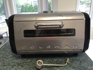 Coleman propane camping oven for sale
