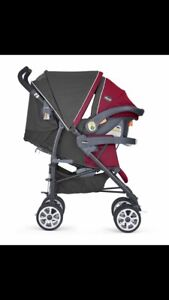 Looking for stroller and car set