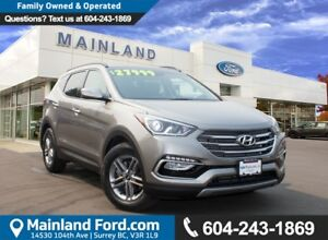 2017 Hyundai Santa Fe Sport 2.4 SE LOCAL, NO ACCIDENTS