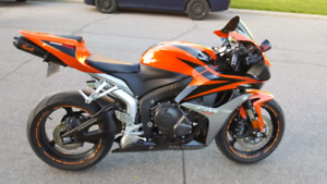 *IMMACULATE CBR600RR*LOW MILES*