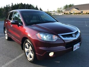 Acura RDX Low km. Original Owner. SOLD!!!!!