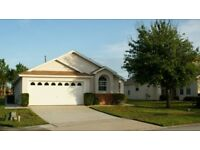 Luxury 4 Bed Villa, Kissimmee, Florida. Animal Kingdom only 5 mins away!