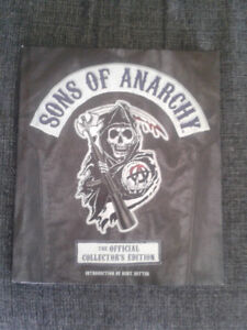 Sons of Anarchy - The Official Collectors Edition Hardcover
