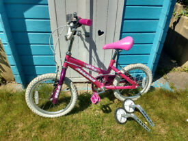 Child bicycle in very good condition