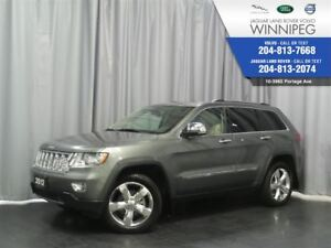 2012 Jeep Grand Cherokee Overland *LOADED AND ALMOST LOCAL*