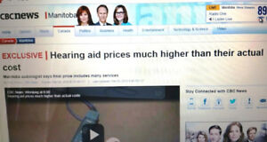 There's no reason for hearing aid to cost upward of $3000