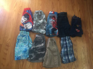 Boys summer clothes lot size 5/6