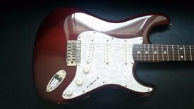 Westfield Stratocaster Electric Guitar, Excellent Condition