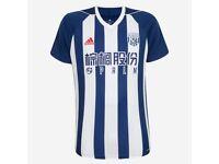West Brom football shirt