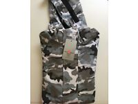 Winter Camouflage Jacket Medium Size - Brand New -70%