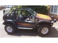 NCF Outbak 4x4 1995 Suzuki Vitara based KIT CAR 1.6L 4 Seats