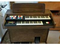 Old Electric Organ