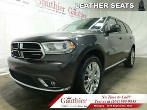2016 Dodge Durango Limited  - Leather Seats -  Bluetooth -  Heat
