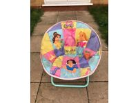 Disney Princess Folding Chair £10