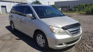HONDA ODYSSEY 2005 AUTO FULL EQUIPPED CUIR,TOIT OUVRANT