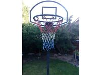 Basketball Stand - 12 moths old hardly used great condition