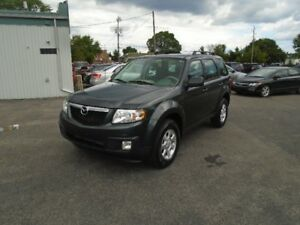 2009 MAZDA TRIBUTE GX I4 SUV CROSSOVER  AUTOMATIC TRANSMISSION