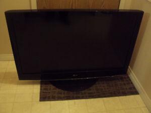 42 LG LCD TV Flat Screen