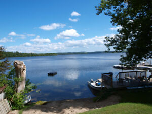 FISH CAMP FOR SALE***6 cottages on RICE LAKE
