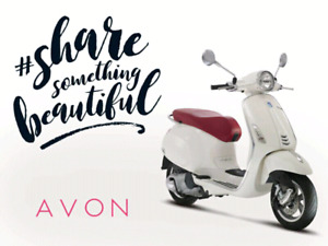 Do you want to make extra money from home? Why not sell Avon?