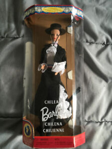 Collector's Edition Chilean Barbie
