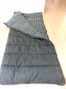 Oversized Sleeping Bag – good to -45C/-49F