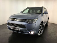 2014 MITSUBISHI OUTLANDER GX 3H PHEV AUTO 1 OWNER SERVICE HISTORY FINANCE PX