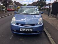 Toyota Prius T Spirit | Vv-I Auto | 1.5 BLUE | CLEAN SMOOTH Car | LONG MOT