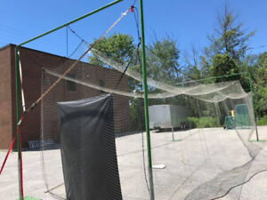 THE BATTING CAGE